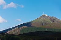 Europe/France/Aquitaine/64/Pyrénées-Atlantiques/Pays-Basque/Env de Sare: Le sommet de la Rhune