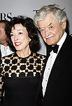 Dixie Carter & husband Hal Holbrook arriving to the 60th Annual Tony Awards held at Radio City Music Hall in New York City. June 11, 2006.