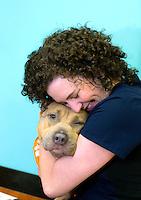 Banfield Pet Hospital, Vet tech Holly Mullen