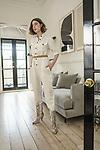 Sunday Mail Fashion with Mirella,  at Blanc Maison - blancspace co.<br /> 79 Angas Street Adelaide SA 5000 Photo : Nick Clayton.