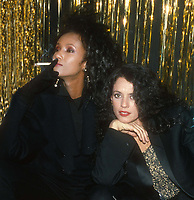 Iman & Sonia Braga 1978<br /> Photo By John BarrettPHOTOlink.net / MediaPunch