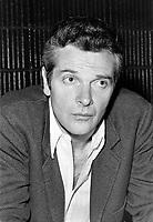 L'acteur francais Paul Guers<br /> le 19 mai 1971<br /> <br /> Photographe : Photo Moderne<br /> - agence Quebec Presse