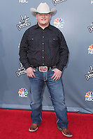 """UNIVERSAL CITY, CA, USA - APRIL 15: Jake Worthington at NBC's """"The Voice"""" Season 6 Top 12 Red Carpet Event held at Universal CityWalk on April 15, 2014 in Universal City, California, United States. (Photo by Xavier Collin/Celebrity Monitor)"""