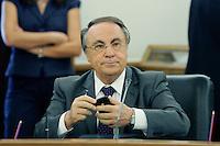 Guido Calvi.CSM - Consiglio Superiore della Magistratura (Plenum) .Nomina del Vice Presidente.Roma, 2 Agosto 2010.Photo Serena Cremaschi Insidefoto