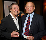 Steve Kroft with at the Hotel ZaZa Friday April 11,2008. (Dave Rossman/For the Chronicle)