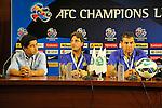Bunyodkor vs Al Nassr during the 2015 AFC Champions League Group A match on April 22, 2015 at the Bunyodkor Stadium in Tashkent, Uzbekistan. Photo by Anvar Ilyasov / World Sport Group