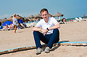 Scotsman Ian Cathro who got the position of Assistant Coach at Spanish La Liga side Valencia CF after a chance meeting with the current coach whilst taking his coaching badges at Largs.