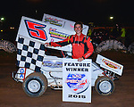 Drake Findley 1st 600 Win - 8.29.15
