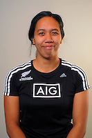 Physiotherapist Ema Pene. New Zealand Black Ferns headshots at The Rugby Institute, Palmerston North, New Zealand on Thursday, 28 May 2015. Photo: Dave Lintott / lintottphoto.co.nz