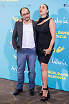 """Jordi Sanchez and Rossy de Palma attends to premiere of """"Senor, dame paciencia"""" at Fortuny Palace in Madrid, June 15, 2017. Spain.<br /> (ALTERPHOTOS/BorjaB.Hojas)"""
