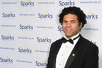 Colin Charvis<br /> at the Sparks Winter Ball 2016, Camden Roundhouse, London.<br /> <br /> <br /> ©Ash Knotek  D3206  30/11/2016
