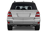 Straight rear view of a 2010 Mercedes GLK Class 350