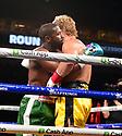 "Floyd ""Money"" Mayweather vs Logan ""Maverick"" Paul Fight at Hard Rock Stadium"