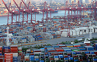Hong Kong Modern Terminal port and container terminal, Hong Kong. Hong Kong deep water port, is the third largest port in the world strategically located next to China..19 Jul 2010...