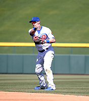 Jason Kipnis - Chicago Cubs 2020 spring training (Bill Mitchell)