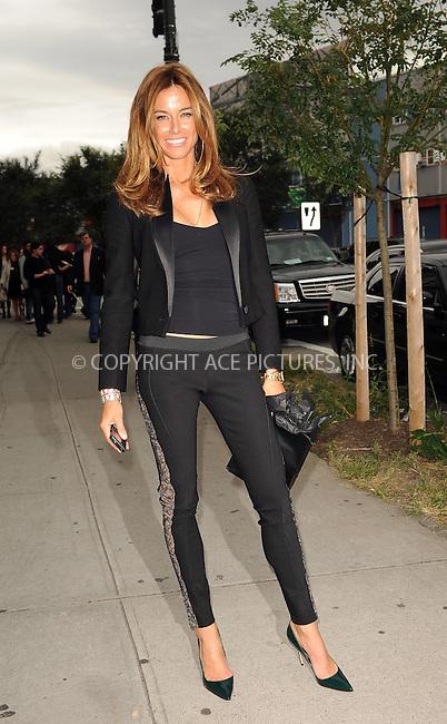 WWW.ACEPIXS.COM . . . . . ....September 16 2009, New York City....TV personality Kelly Killoren Bensimon arriving at the Marchesa Spring 2010 presentation as part of Mercedes Benz Fashion Week on September 16 2009 in New York City....Please byline: KRISTIN CALLAHAN - ACEPIXS.COM.. . . . . . ..Ace Pictures, Inc:  ..tel: (212) 243 8787 or (646) 769 0430..e-mail: info@acepixs.com..web: http://www.acepixs.com