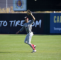Druw Jones / Andruw Jones Jr participates in the 2020 MLB Dream Series on January 17-20, 2020 at the Los Angeles Angels training complex in Tempe, Arizona (Bill Mitchell)