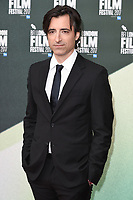 "director, Noah Baumbach<br /> arriving for the London Film Festival 2017 screening of ""The Meyerowitz Stories"" at the Embankment Gardens Cinema, London<br /> <br /> <br /> ©Ash Knotek  D3319  06/10/2017"