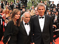 "FRA: ""THE BFG"" Red Carpet- The 69th Annual Cannes Film Festival - Brune de Marjerie, Alain Terzian Dominique Desseigne attend ""THE BFG"". Red Carpet during The 69th Annual Cannes Film Festival on May 14, 2016 in Cannes, France."
