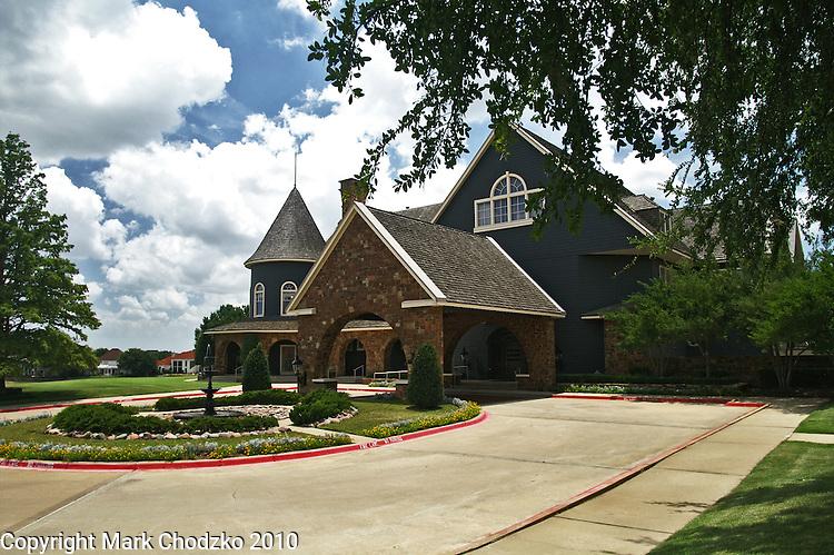 Historic ranch in Texas.