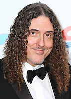 LOS ANGELES, CA, USA - OCTOBER 11: Weird Al Yankovic arrives at the Children's Hospital Los Angeles' Gala Noche De Ninos 2014 held at the L.A. Live Event Deck on October 11, 2014 in Los Angeles, California, United States. (Photo by Xavier Collin/Celebrity Monitor)