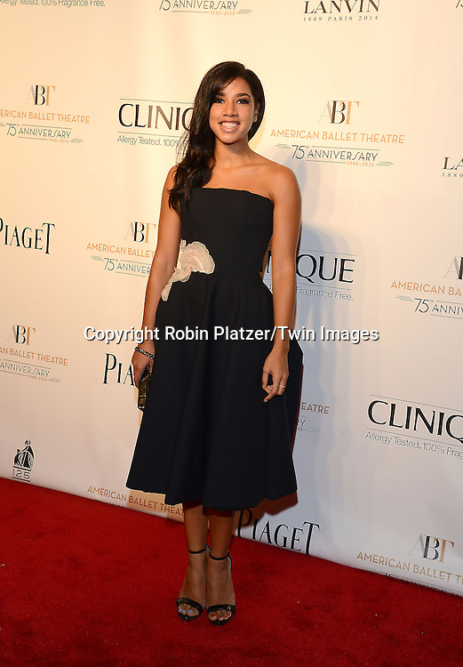 Hannah Bronfman  attend the Opening Night of American Ballet Theatre 2014 Fall Gala on October 22,2014 at the David Koch Theater at Lincoln Center in New York City. <br /> <br /> photo by Robin Platzer/Twin Images<br />  <br /> phone number 212-935-0770