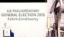 General Election 2015 : Falkirk Count