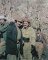 Iraq 1978.In Sheneh, from left to right, Mulazem Omar,Adel Murad and Jalal Talabani.<br /> Irak 1978.A Shene, de gauche a droite, Mulazem Omar Abdallah, Adel Murad et Jalal Talabani<br /> <br /> عیراق 1978 ، شینه، له لای چه په وه بو راست: مووسلم عومه ر، عادل مراد، جه لال ته له بانی .<br /> Îraq 1978:  li Şenê, ji çepê ber bi rastê , Mulazem Omar,Adel Murad û Celal Talabanî.