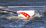 Rowing, China rowers, People's Republic of China, 2010 FISA World Rowing Championships, Lake Karapiro, Hamilton, New Zealand, rough water, Saturday, 30, Oct,