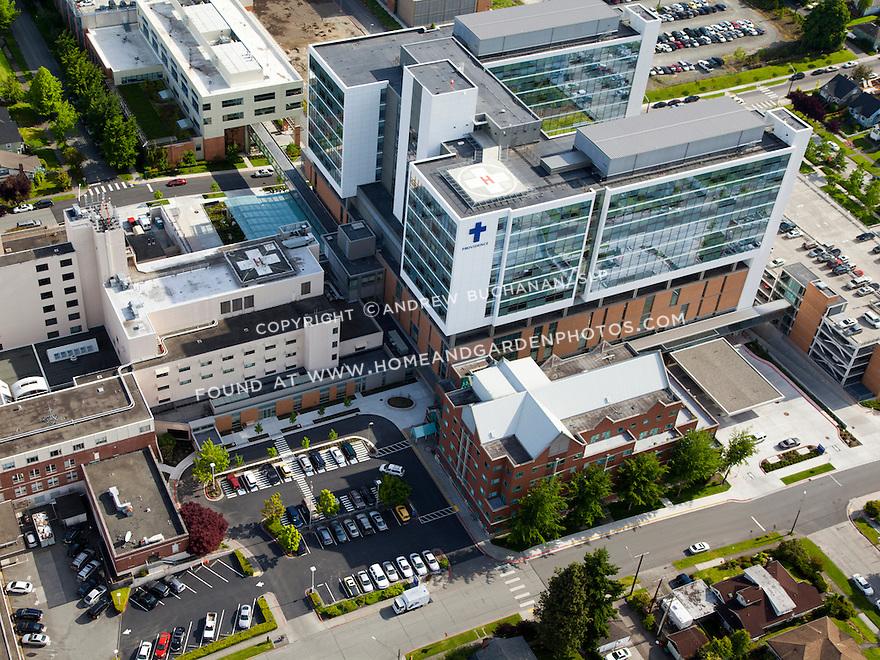 Providence Medical Center, Everett, WA; June, 2012