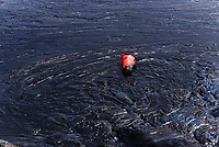 """Pictured: The oil spill that has reached the coast of Salamina, Greece<br />Re: An oil spill off Salamina island's eastern coast is spreading and has become """"an environmental disaster"""" according to local authorities in Greece.<br />The spill was caused by the sinking of the Aghia Zoni II tanker, carrying 2,200 metric tons of fuel oil and 370 metric tons of marine gas oil on Saturday, southwest of the islet of Atalanti near Psytalleia. According to reports, the coastline stretching from Kinosoura to the Selinia community has """"turned black"""" and authorities fear a new leak from the sunken ship.<br />According to the island's mayor, Isidora Papathanasiou, the weather """"turned on Sunday afternoon and brought the oil spill to Salamina."""""""