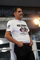 Trainer Abel Sanchez