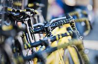 handlebars<br /> <br /> 81st La Flèche Wallonne (1.UWT)<br /> One Day Race: Binche › Huy (200.5km)