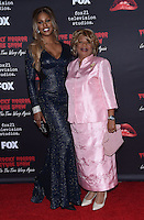 Laverne Cox + mom Gloria Cox @ the Fox Television premiere of 'The Rocky Horror Picture Show' held @ the Roxy. October 13, 2016 , West Hollywood, USA. # PREMIERE DE 'THE ROCKY HORROR PICTURE SHOW' A LOS ANGELES