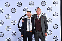 Picture by Simon Wilkinson/SWpix.com - 10/11/2018 - Cycling, Dave Rayner Fund Dinner 2018 New Dock Yard Leeds<br /> -