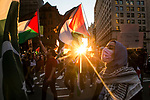 Pro-Palestinian protests continue in New York City