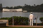 Pearl Harbor Day Ceremony - 71st Anniversary