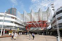 Nederland  Almere  2017.  Station Almere Centrum.  Foto Berlinda van Dam / Hollandse Hoogte
