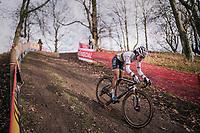 cx world champion Ceylin del Carmen Alvarado (NED/Alpecin-Fenix)<br /> <br /> Women's Race<br /> UCI Cyclocross World Cup Namur 2020 (BEL)<br /> <br /> ©kramon