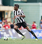Rangers plays Newcastle United during the HKFC Citibank International Soccer Sevens at the Hong Kong Football Club on 26 May 2013 in Hong Kong, China. Photo by Victor Fraile / The Power of Sport Images