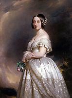 The Young Queen Victoria<br /> Date <br /> <br /> 1842<br /> Source <br /> <br /> Osborne House, Isle of Wight<br /> Author <br /> <br /> Winterhalter, Franz Xavier (1806-1873)- ,Queen Victoria-