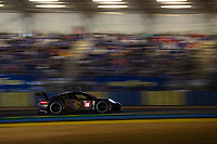 #18 Absolute Racing Porsche 911 RSR - 19 LMGTE Am, Andrew Haryanto, Alessio Picariello, Marco Seefried, 24 Hours of Le Mans , Free Practice 2, Circuit des 24 Heures, Le Mans, Pays da Loire, France