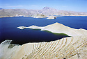 Irak 2000   Le lac de Dokan.    <br />