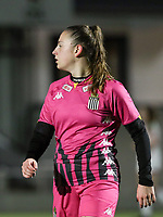 Chrystal Lermusiaux (2 Charleroi) pictured during a female soccer game between Oud Heverlee Leuven and Sporting de Charleroi on the seventh matchday of the 2020 - 2021 season of Belgian Womens Super League , sunday 15 th of November 2020  in Heverlee , Belgium . PHOTO SPORTPIX.BE | SPP | SEVIL OKTEM