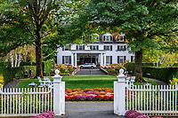 Woodstock Inn and Resort.