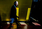 May 15, 2021: Trainer D. Wayne Lukas walks to the paddock on Preakness Stakes Day at Pimlico Race Course in Baltimore, Maryland. Scott Serio/Eclipse Sportswire/CSM