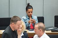 Plenarsitzung des Berliner Abgeordnetenhaus am Donnerstag den 23. Mai 2019.<br /> Im Bild: Sawsan Chebli, Staatssekretaerin im Berliner Senat.<br /> 23.5.2019, Berlin<br /> Copyright: Christian-Ditsch.de<br /> [Inhaltsveraendernde Manipulation des Fotos nur nach ausdruecklicher Genehmigung des Fotografen. Vereinbarungen ueber Abtretung von Persoenlichkeitsrechten/Model Release der abgebildeten Person/Personen liegen nicht vor. NO MODEL RELEASE! Nur fuer Redaktionelle Zwecke. Don't publish without copyright Christian-Ditsch.de, Veroeffentlichung nur mit Fotografennennung, sowie gegen Honorar, MwSt. und Beleg. Konto: I N G - D i B a, IBAN DE58500105175400192269, BIC INGDDEFFXXX, Kontakt: post@christian-ditsch.de<br /> Bei der Bearbeitung der Dateiinformationen darf die Urheberkennzeichnung in den EXIF- und  IPTC-Daten nicht entfernt werden, diese sind in digitalen Medien nach §95c UrhG rechtlich geschuetzt. Der Urhebervermerk wird gemaess §13 UrhG verlangt.]