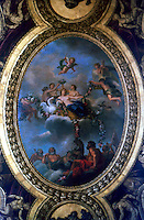 Versailles: The Venus's Drawing-Room Ceiling. Reference only.