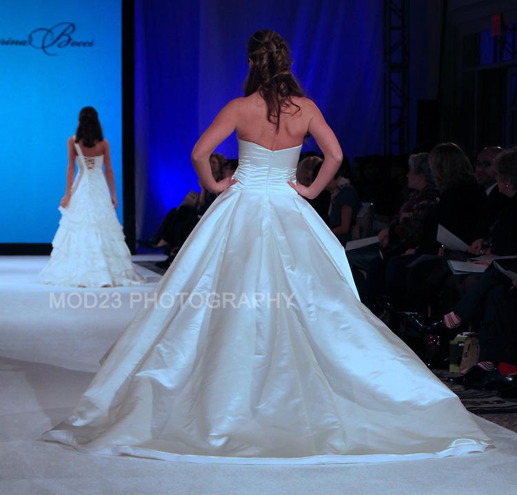 Wedding Trendspot Press Fashion Show