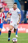 Victor Machin Perez, Vitolo, of Sevilla FC in action during their La Liga match between Atletico de Madrid and Sevilla FC at the Estadio Vicente Calderon on 19 March 2017 in Madrid, Spain. Photo by Diego Gonzalez Souto / Power Sport Images